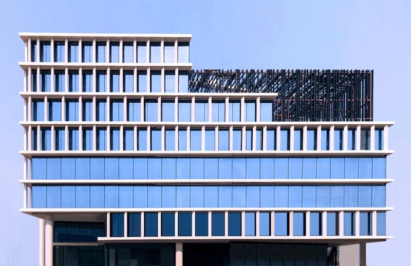 10 Design - Huawei UAE Headquarters