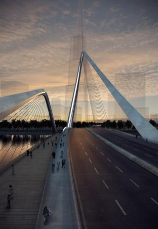 10 Design - 10 DESIGN + Buro Happold Collaborate on Bridge