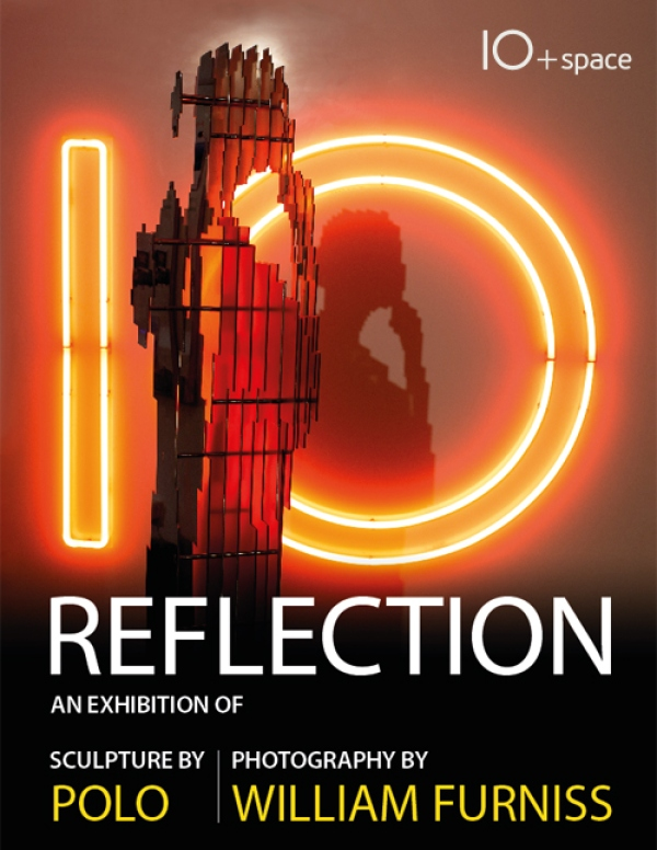 """REFLECTION"" A collaboration of sculpture & photography by Hong Kong based artists by POLO & WILLIAM FURNISS at IO+ space"