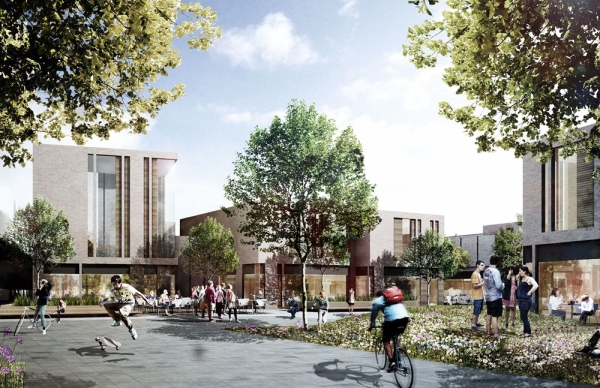 IO and Queen Margaret University Unveil Plans for £80M Innovation Hub Supporting 13,000 Jobs at the University