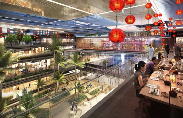 International Design Competition | SunGang Gourmet Food World, Shenzhen, China