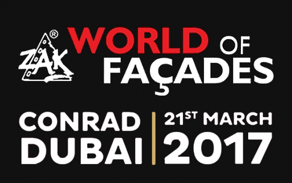 Chris Jones, Partner - Europe and Middle East with 10 DESIGN, has been invited to join the panelist at the Dubai edition of Zak World of Façades 2017
