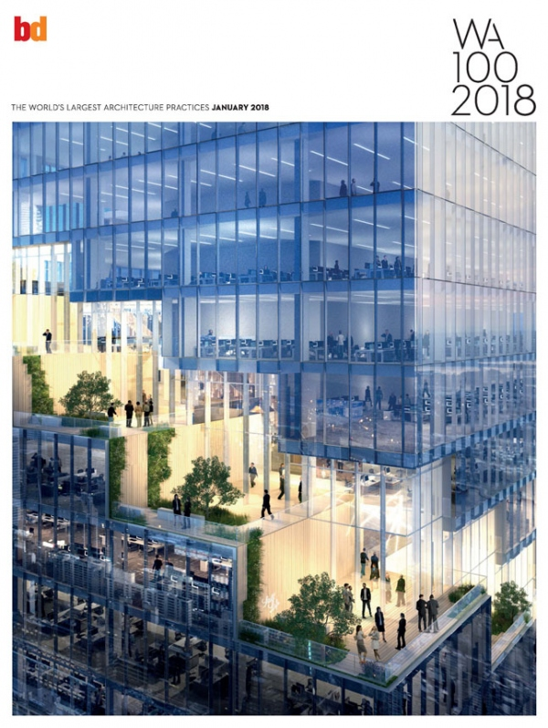 10 DESIGN are top 100 of WA 100 2018 for the 6th consecutive year