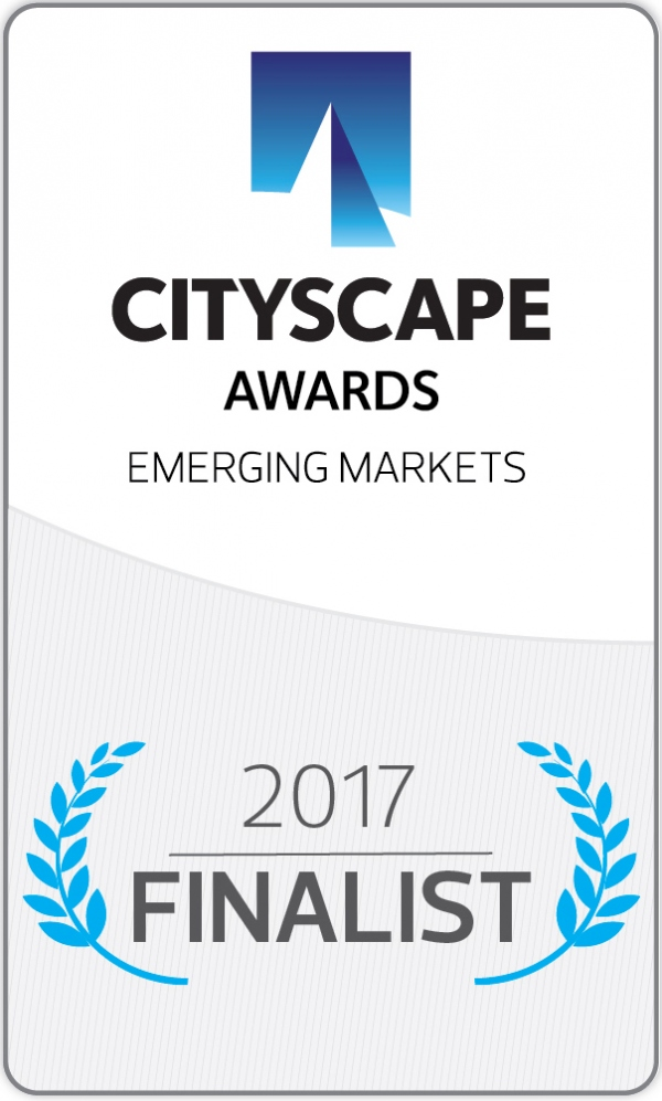 Zhuhai International Convention Centre Phase 2 was Highly Commended at Cityscape Awards 2017