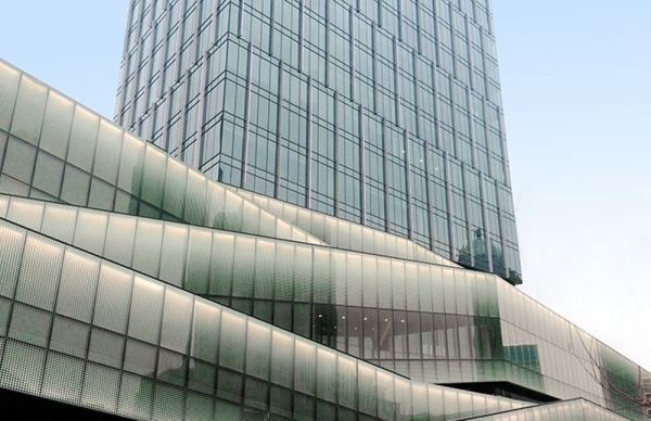 IO's Wuhan Greatwall Office Complex Celebrated High Performance Leasing
