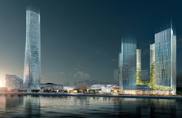 International Design Competition | International Convention & Exhibition Centre Phase 2, Zhuhai, China