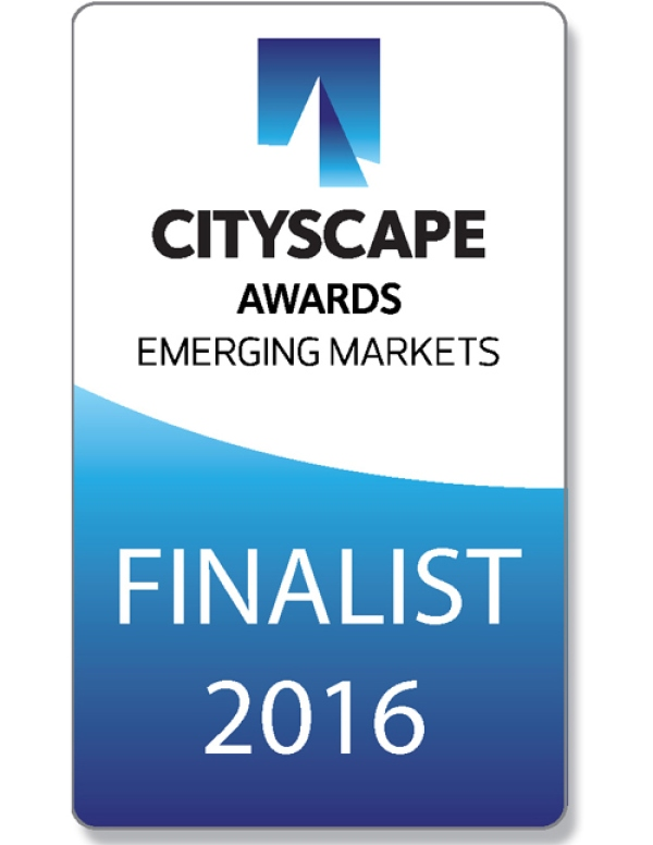 2016 Cityscape Awards for Emerging Markets | Greatwall Complex & Huawei UAE Headquarters